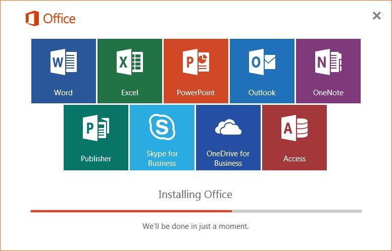 να εγκαταστήσω τα Office στον υπολογιστή μου
