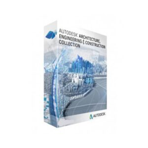 Autodesk Architecture Engineering Construction Collection E (5 pack)