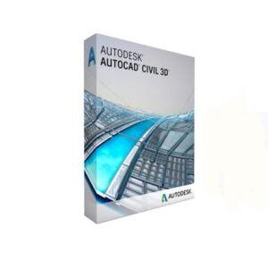 Autodesk Civil 3D 2020 E