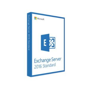 Exchange Server Standard 2016
