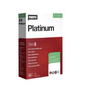 Nero Platinum Suite 2020