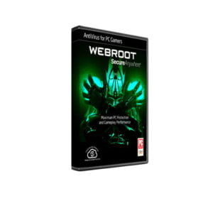 Webroot Antivirus Protection for PC Gamers 2020