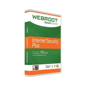 Webroot Internet Security Plus 2020